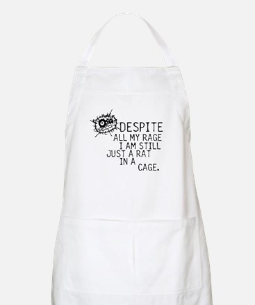 Still Just A Rat In A Cage BBQ Apron