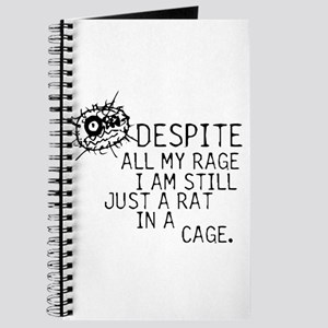 Still Just A Rat In A Cage Journal