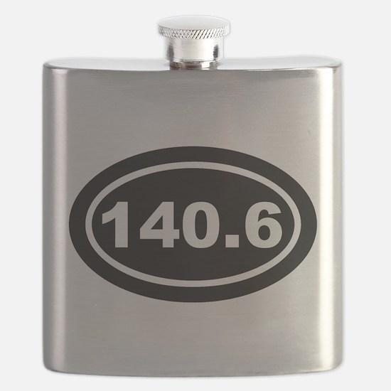 Cute Ironman Flask
