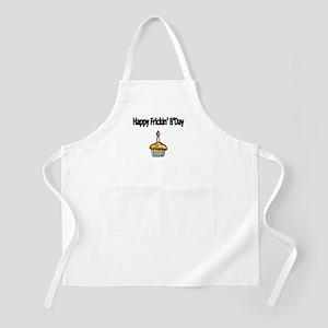 Happy Frickin Bday Apron