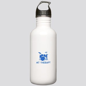 Drums my therapy Stainless Water Bottle 1.0L