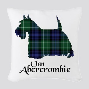 Terrier - Abercrombie Woven Throw Pillow