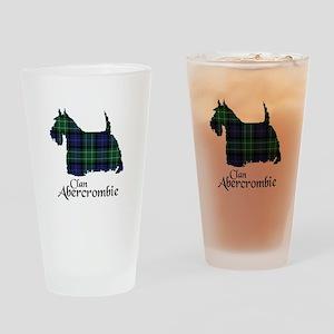 Terrier - Abercrombie Drinking Glass