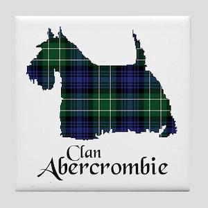 Terrier - Abercrombie Tile Coaster