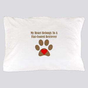 Flat-Coated Retriever2 Pillow Case
