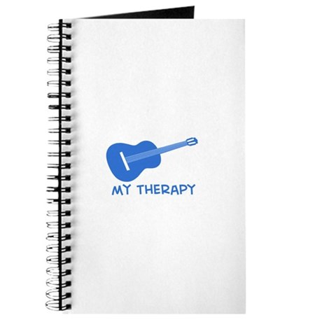 Ukelele my therapy Journal