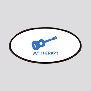Ukelele my therapy Patches