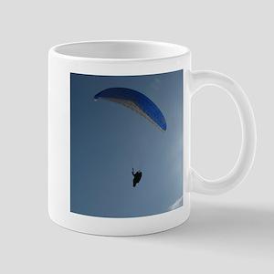 Sailing through the air Mug