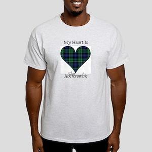 Heart - Abercrombie Light T-Shirt