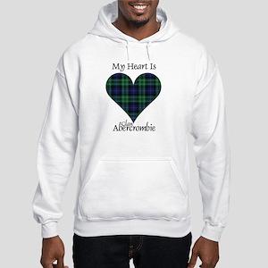 Heart - Abercrombie Hooded Sweatshirt