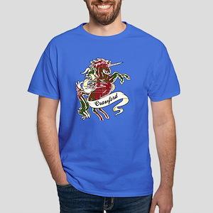 Crawford Unicorn Dark T-Shirt