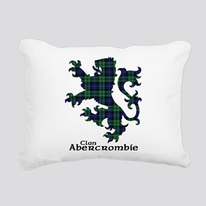 Lion - Abercrombie Rectangular Canvas Pillow