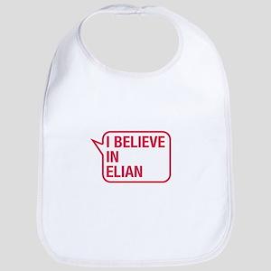 I Believe In Elian Bib