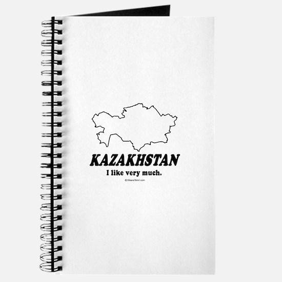 Kazakhstan: I like very much Journal