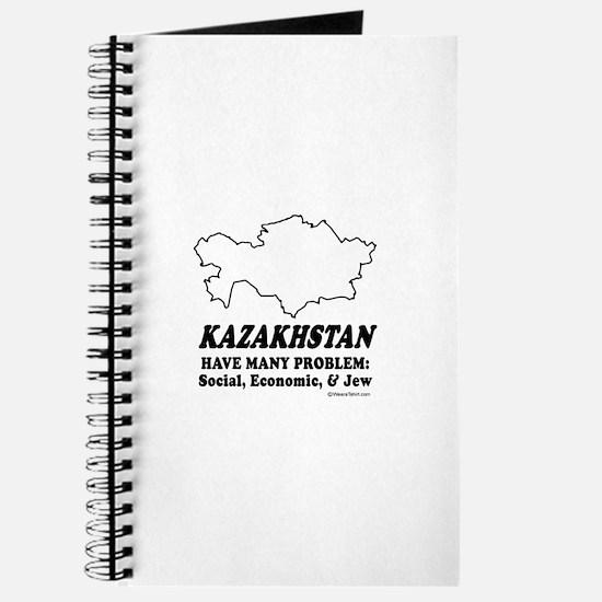 Kazakhstan have many problem Journal