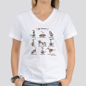 Iggy Resume / Italian Greyhound Resume Women's V-N