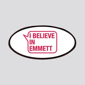 I Believe In Emmett Patches