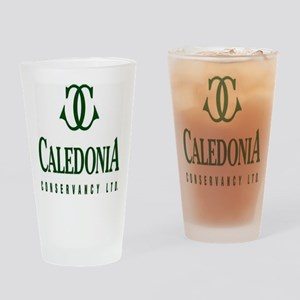 Caledonia Conservancy Drinking Glass