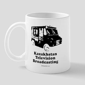 Kazakhstan Television Broadcasting Mug