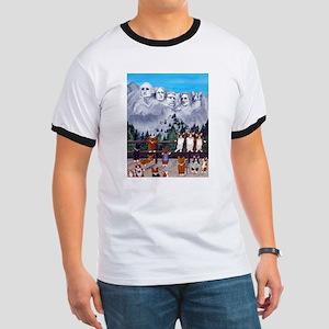 Mt. Corgimore Ash Grey T-Shirt