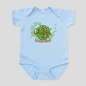 Cork Shamrock Infant Bodysuit