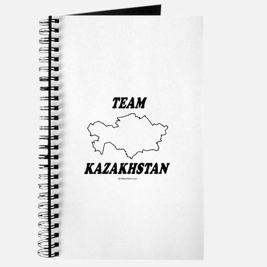 Team Kazakhstan Journal