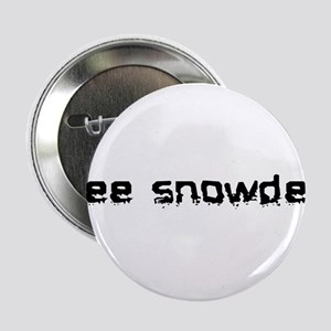 """Free Snowden 2 2.25"""" Button"""