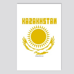 Kazakhstan Postcards (Package of 8)