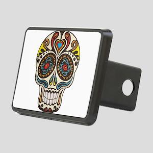 sugar skull Hitch Cover