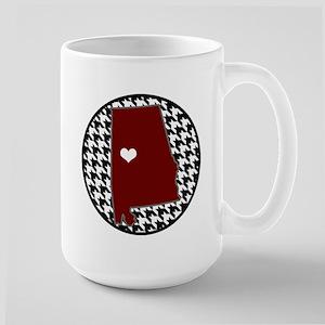 Heart of Alabama Mug