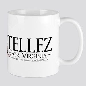 Tellez for Virginia Campaign Mug