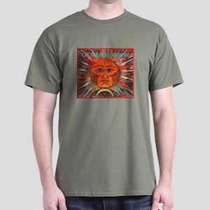 Sun Shine In Dark T-Shirt
