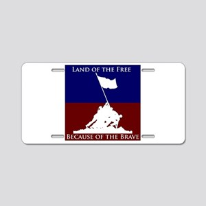 Land Of The Free Because Of The Brave Soldiers Alu