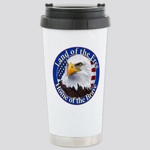 Land Of The Free Home Of The Brave Eagle Travel Mu