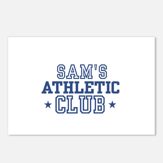 Sam Postcards (Package of 8)