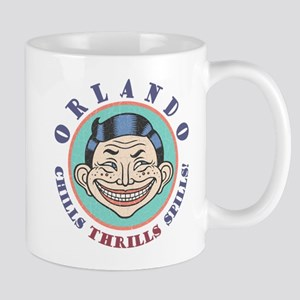 Orlando Chills Mug