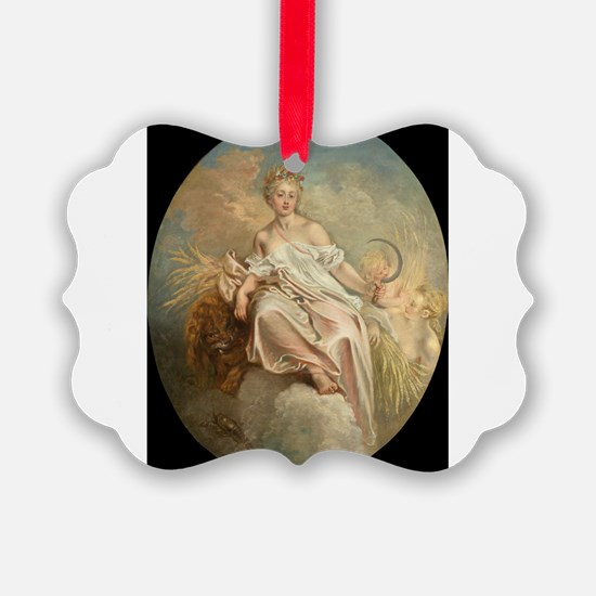 Antoine Watteau - Ceres (Summer) Ornament