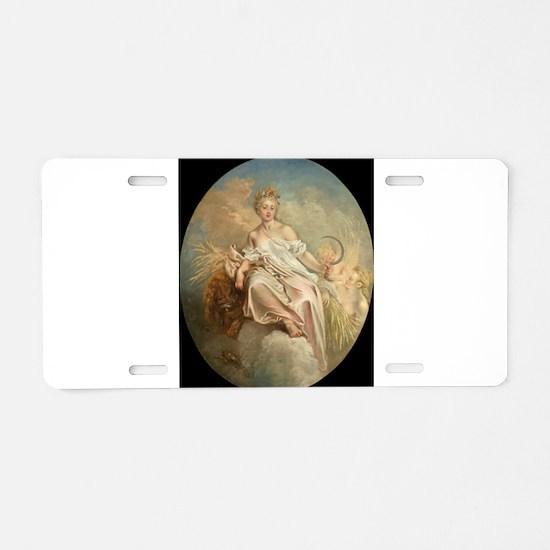 Antoine Watteau - Ceres (Summer) Aluminum License