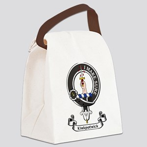 Badge - Kirkpatrick Canvas Lunch Bag