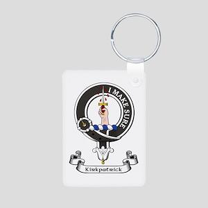 Badge - Kirkpatrick Aluminum Photo Keychain