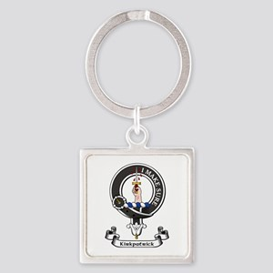Badge - Kirkpatrick Square Keychain