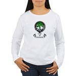 Badge - Kinninmont Women's Long Sleeve T-Shirt