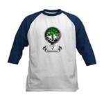 Badge - Kinninmont Kids Baseball Jersey