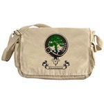 Badge - Kinninmont Messenger Bag