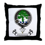 Badge - Kinninmont Throw Pillow