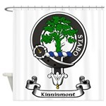 Badge - Kinninmont Shower Curtain