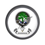 Badge - Kinninmont Wall Clock