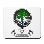 Badge - Kinninmont Mousepad