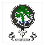Badge - Kinninmont Square Car Magnet 3