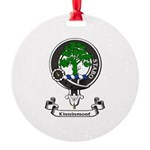 Badge - Kinninmont Round Ornament